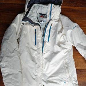 Columbia whirlibird interchange jacket